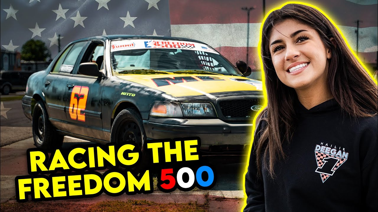 I ALMOST WON THE FREEDOM 500