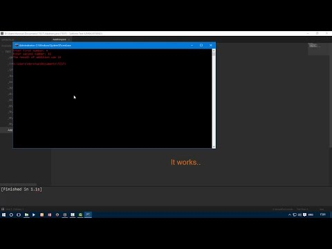 Compile and run simple Java programs in CMD using Sublime text