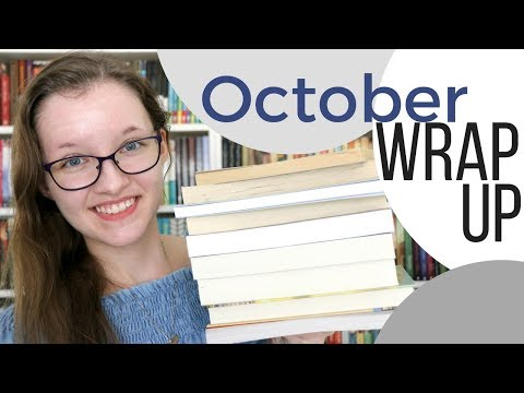 October Wrap Up! | {2017}
