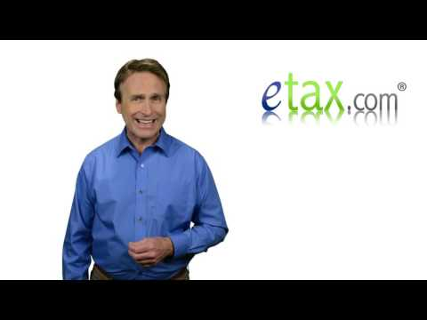 eTax.com How To Report W-2, 1098, And 1099 Forms