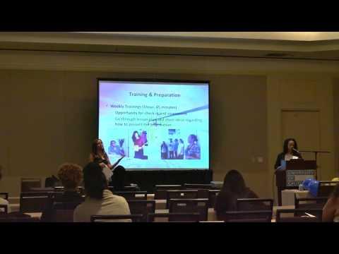 College Success Strategies: Workshops to help underrepresented student retention