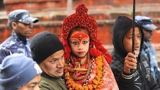 Kumari, Virgin Nepali Goddess