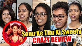 Sonu Ke Titu Ki Sweety Movie Public Review | Nushrat Bharucha, Kartik Aaryan, Sunny Sunny Singh