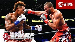 Anatomy of a Punch: Jermall Charlo | SHOWTIME CHAMPIONSHIP BOXING