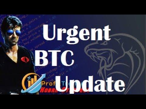 Urgent Bitcoin Update