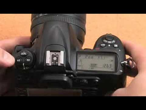 Nikon SLR Custom White Balance Tutorial - pictureline.com