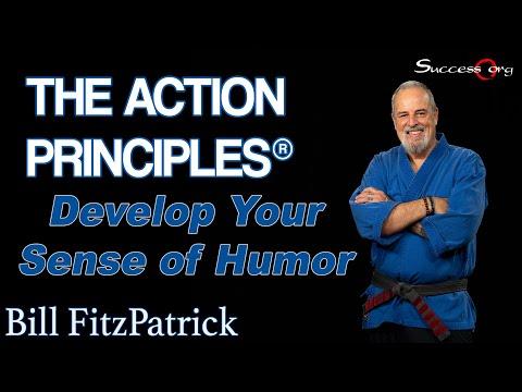 Develop Your Sense of Humor - Action Principle  #39