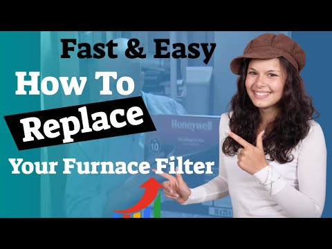 How To Select and Change a Furnace Filter
