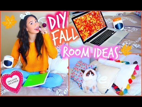 Make your Room Cozy for Fall! DIY Room Decorations For Cheap