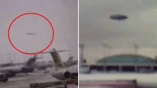 10 STRANGEST Sightings of ETs and UFOs