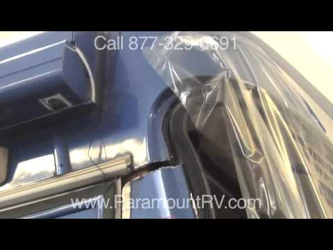 RV Collision Repair Sacramento California - San Francisco - San Jose - South Lake Tahoe