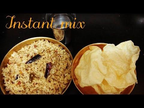 Puliyogare powder recipe/puliyodarai powder homemade