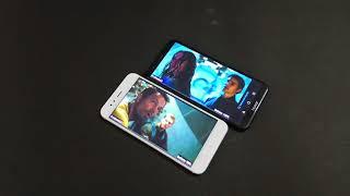 Battery Test of Honor 7x vs Xiaomi Mi A1