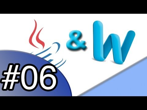 Java and Word - 06 - Tables with contents