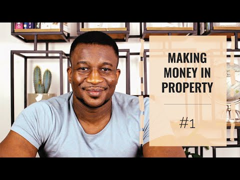 How To Make Money In Property - Beginners Guide UK