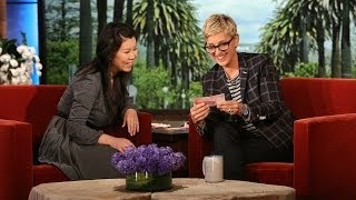 Ellen Reads Her Chinese Viewers