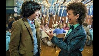 Stranger Things Cast Funny Moments Part 5