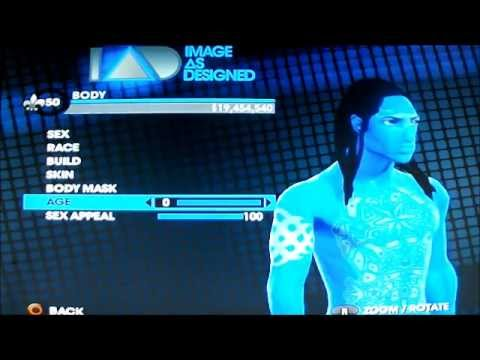 How to create Na'vi Avatar - Saints Row the Third