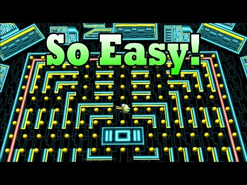Complete Jak 3 PacMan Mini Game EASY (Really Easy!) (Tutorial)