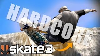 Skate 3: Challenges in HARDCORE Mode