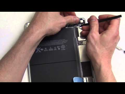How to Take Apart the iPad Air 2 - A1566 and A1567