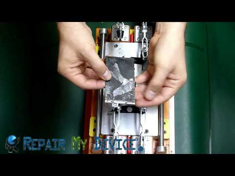 iPhone 5 How To Separate The Glass