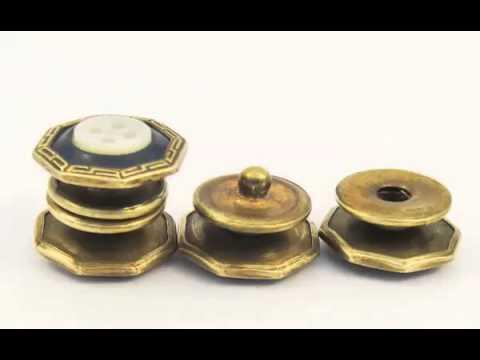 4000 pictures of vintage & antique cufflinks !! http://www.boutonsdemanchettevintage.com