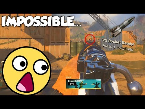 the MOST IMPOSSIBLE CHALLENGE in COD WW2...