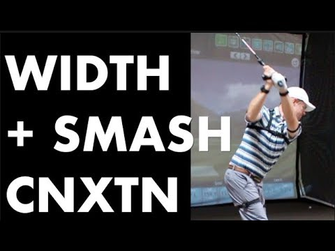 How to Increase SMASH FACTOR? w/ MySwing 3D Golf