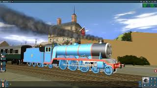 Trainz Simulator 12: Thomas SI3D Challenge Route *Building* - Part 47