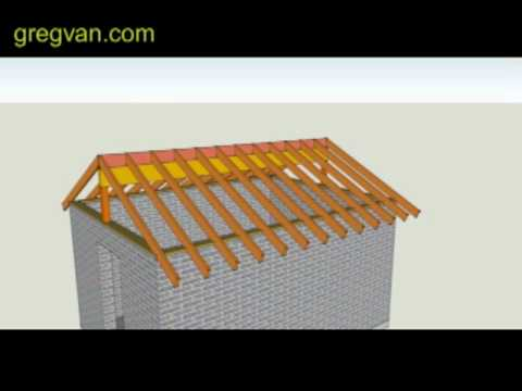 Watch This Video Before Removing Ceiling Joists or Roof Rafter Ties