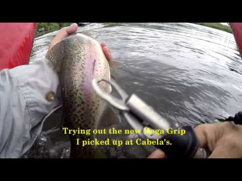 Flyfishing Deschutes River Oregon May 2016