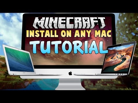 How to Install Minecraft on ANY Mac [OS X] - Minecraft Tutorial