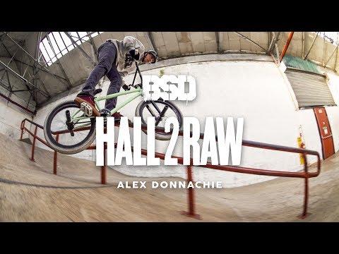 BSD BMX - Alex D Hall 2 Raw