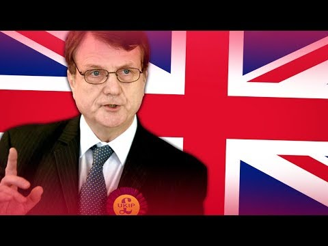 Ezra Levant talks with Gerard Batten, UKIP's new leader