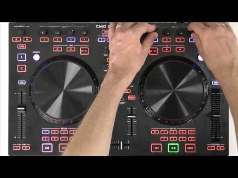 Behringer CMD Studio 4A DJ Controller Review