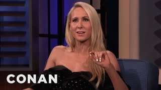 How Nikki Glaser Deals With Trolls - CONAN on TBS