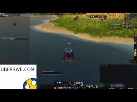 How to win the Stranglethorn Fishing Extravaganza