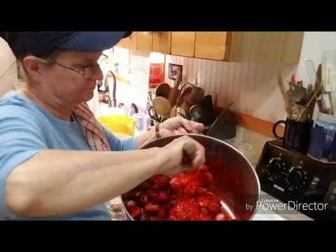 Canning Strawberry Pie Filling