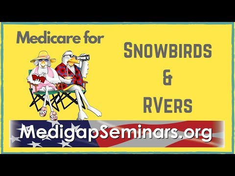 Medicare for Snowbirds (and RV'ers)
