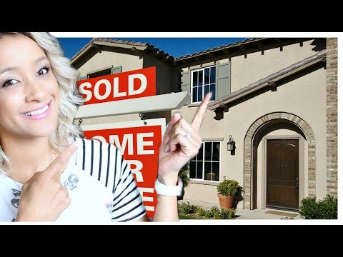 TIPS ON BUYING A HOUSE | PURCHASING OUR HOME STORY