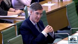 Jacob Rees-Mogg questions Guy Verhofstadt over EU & their inflexible