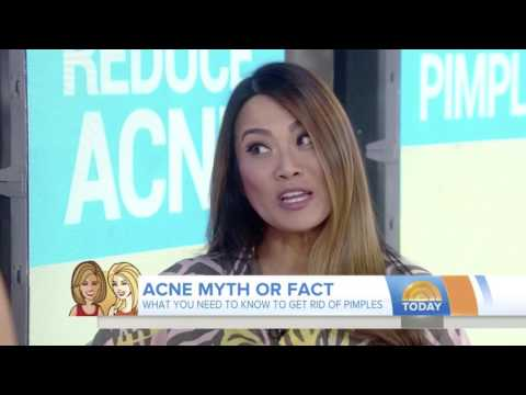 Dr. Sandra Lee on The Today Show - Acne Myths vs Facts