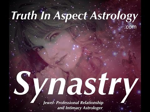 Synastry- North Node Conjunct the South Node