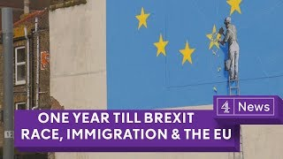 One year till Brexit: The people of Dover on racism, immigration and the future of Europe