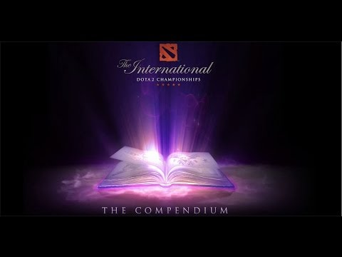 Dota 2 - The International Compendium 2014