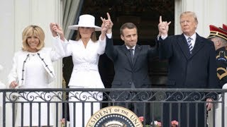 04/24/2018: What to expect from the Xi-Modi summit | Macron in US: differences & similarities