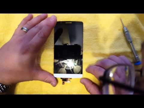 Lg G3 Glass and Digitizer Replacement Salvage the LCD Tech MD