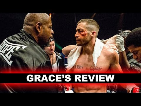 Southpaw Movie Review - Jake Gyllenhaal 2015 - Beyond The Trailer