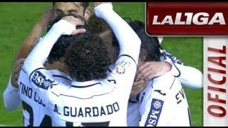 Resumen de Valencia CF (2-1) Osasuna - HD